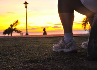 jogging south texas